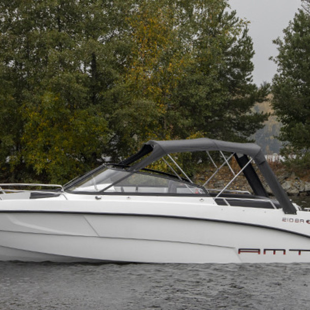 Bow rider AMT 210 BR 4